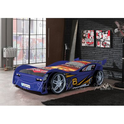 Haani Night Single Racer Car Bed