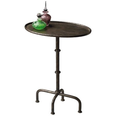 Clamp Pedestal Plant Stand
