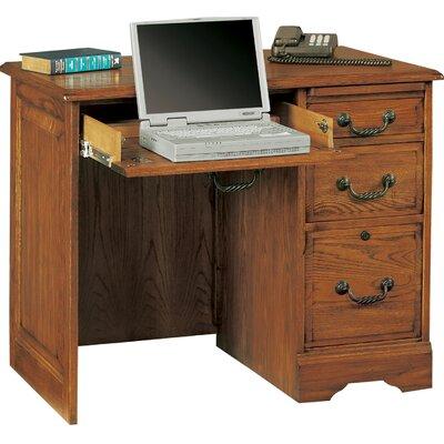 Southview Computer Desk Finish: Dark Oak