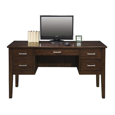 Eaton Desk Color: Chocolate