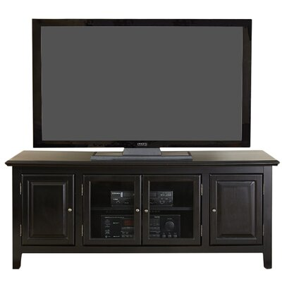 "Blair 60"" TV Stand Color: Cherry"