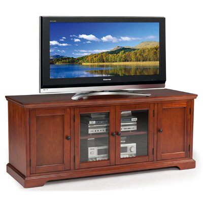"""Hutsonville 60"""" TV Stand Color: Westwood Cherry"""