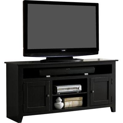 """Jenkins 58"""" TV Stand Color: Black"""