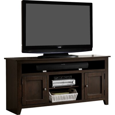 "Jenkins 58"" TV Stand Color: Dark Pine"