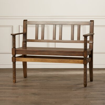 Heisler Wood Bench