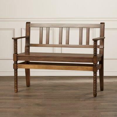 Heisler Wood Bench
