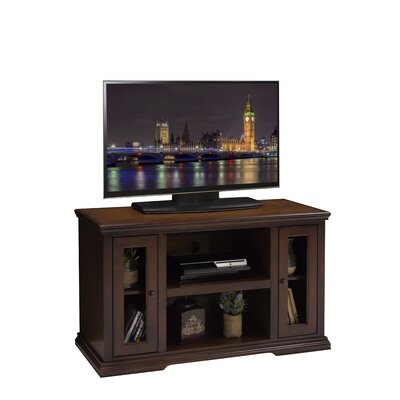 "Keating 62"" TV Stand Width of TV Stand: 26"" H x 44"" W x 17"" D"