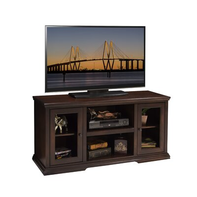 "Keating 62"" TV Stand Width of TV Stand: 26"" H x 54"" W x 17"" D"
