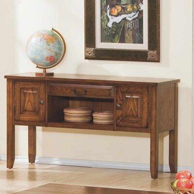 Schueller Console Table Color: Medium Oak