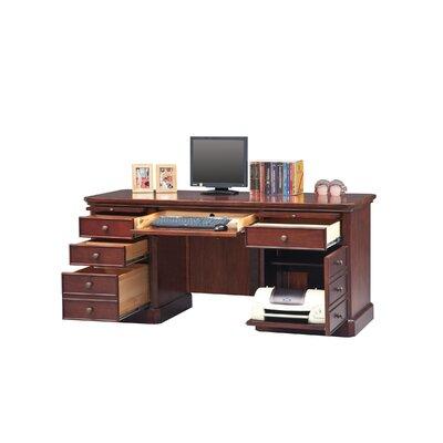 "Spielman Computer Desk Size: 30.5"" H x 68"" W x 24"" D"