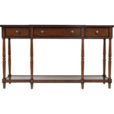Ringwood Console Table Color: Antique Mahogany
