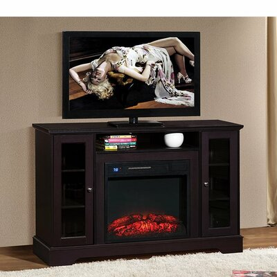 """Imogen 52"""" TV Stand with Fireplace"""