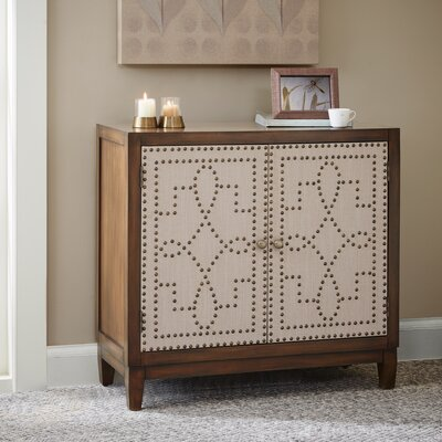 Sweetbriar 2 Door Accent Cabinet