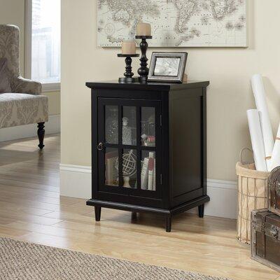Covington Accent Cabinet Color: Black