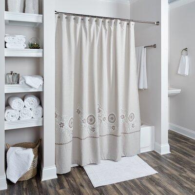 Lockerbie Cotton Shower Curtain