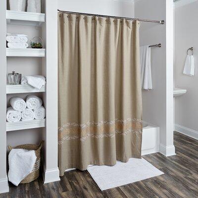 Logan Cotton Shower Curtain