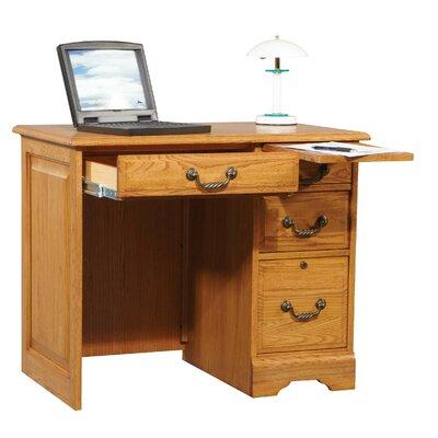Southview Computer Desk Finish: Light Oak