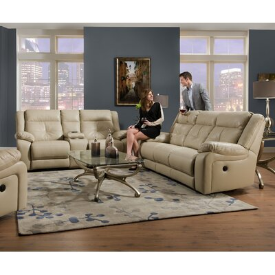 Obryan Recliner by Simmons Upholstery Recliner Mechanism: Power, Upholstery: Pearl