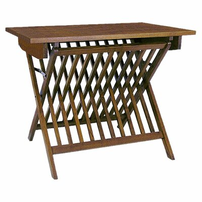 Folcroft Fence Console Table