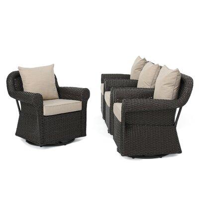 Cecilio Rocking Chair