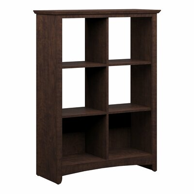 Fralick 6 Cube Unit Bookcase