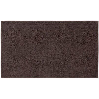 """Berger Sage Bath Mat Size: 36"""" H x 60"""" W x 0.47"""" D, Color: Chocolate"""