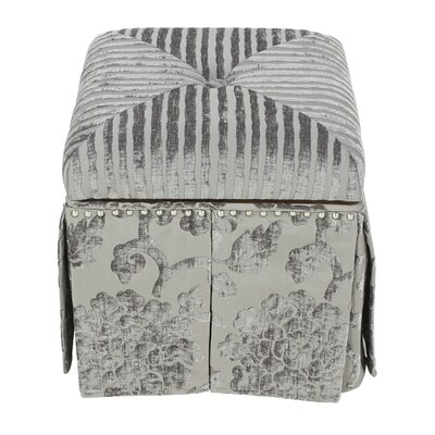 Batesford Square Storage Accent Stool