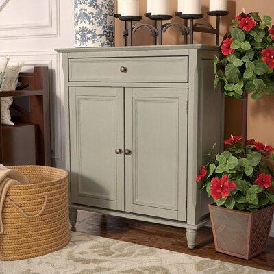 Durgan Accent Cabinet Color: Storm Grey