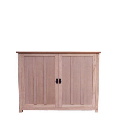 """Kate 47"""" TV Stand Color: Unfinished"""