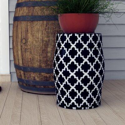 Lester Ceramic Garden Stool