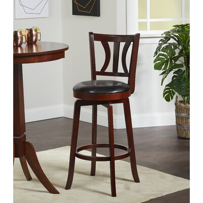 "Loami 29"" Swivel Bar Stool"