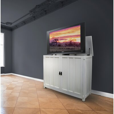 """Kate 47"""" TV Stand Color: White"""
