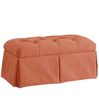 Leland Storage Bench Color: Obsession Nectar