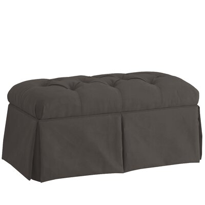 Diana Storage Bench Color: Premier Charcoal