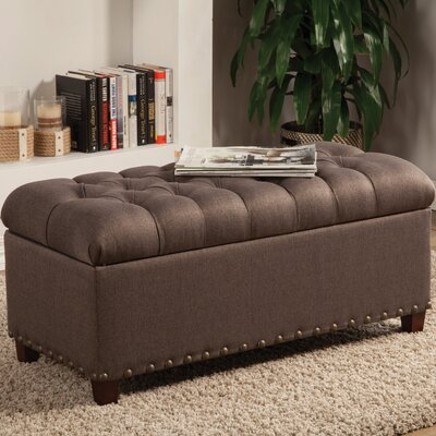 Henderson Upholstered Storage Bedroom Bench
