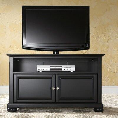 "Claribel 42"" TV Stand Color: Black"