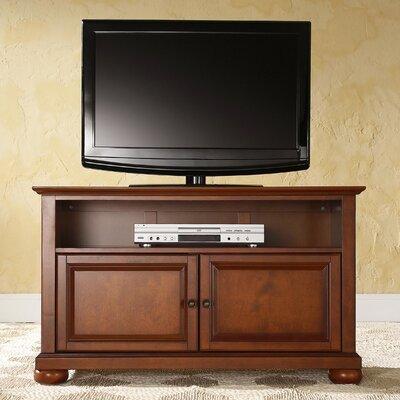 "Claribel 42"" TV Stand Color: Classic Cherry"