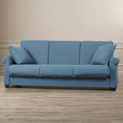 Alcott Hill Lawrence Full Convertible Upholstered Sleeper Sofa & Reviews