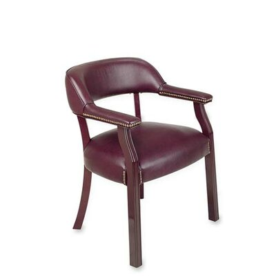 Loweswater Guest Chair Casters/Glides: Not Included