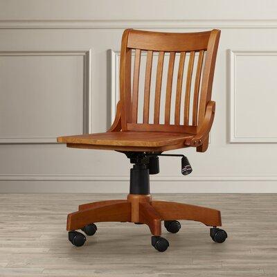 Fairport Mid Back Deluxe Bankers Chair Wayfair