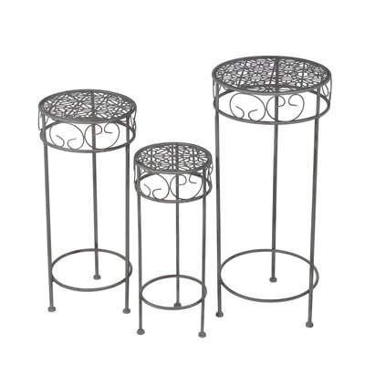 Otsego 3 Piece Nesting Plant Stand