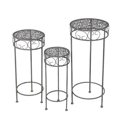 Otsego 3 Piece Nesting Plant Stand