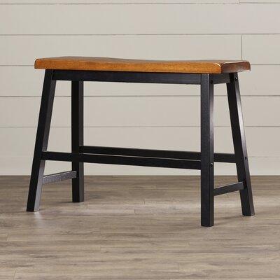 Benton Harbor Wood Kitchen Bench