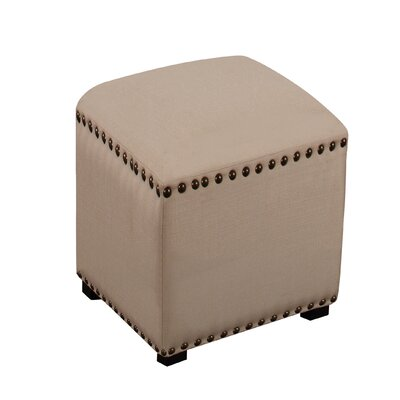 Paul Backless Vanity Stool