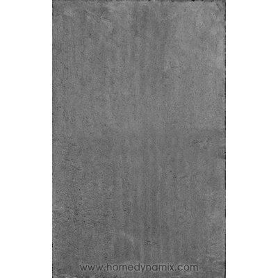 "Ignatius Bath Mat Size: 21"" x 34"", Color: Gray"