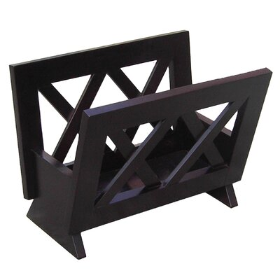 Archer Contemporary Magazine Rack