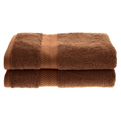 Patric Rayon from Bamboo Bath Towel Color: Cocoa