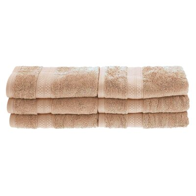 Patric Rayon from Bamboo Hand Towel Color: Sand