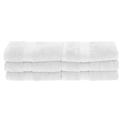 Patric Rayon from Bamboo Hand Towel Color: White