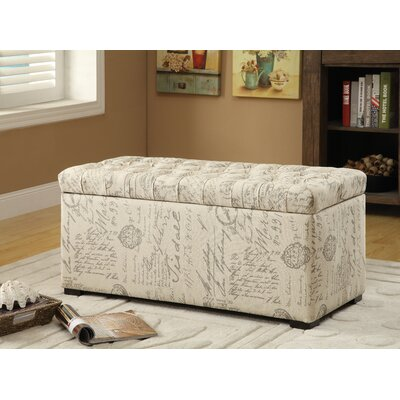 Ander Upholstered Storage Bench